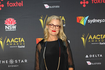 Gillian Armstrong 7th AACTA Awards Presented by Foxtel | Red Carpet