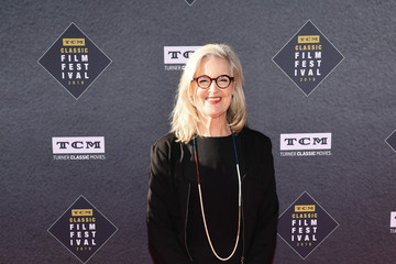 "Gillian Armstrong 2018 TCM Classic Film Festival - The 50th Anniversary World Premiere Restoration of ""The Producers"" Opening Night Gala And Robert Osborne Award"