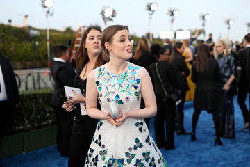 Gillian Jacobs The 22nd Annual Critics' Choice Awards - Red Carpet