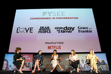 Gillian Jacobs Comediennes: In Conversation At Netflix FYSEE
