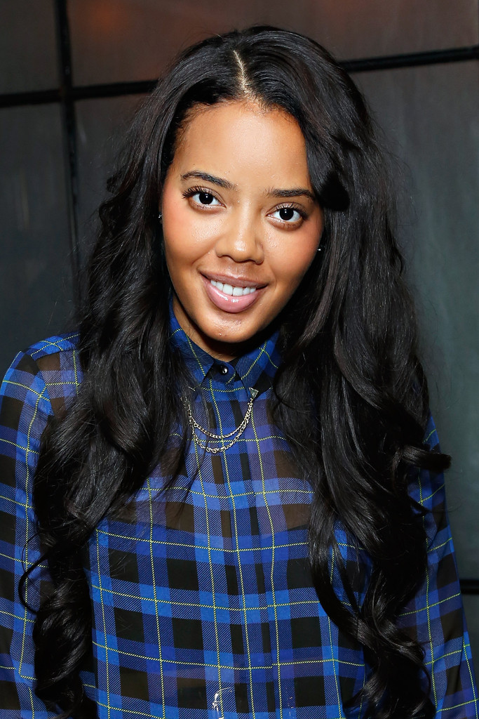 Angela Simmons attends as Gilt And Stuart Weitzman celebrate the 5050 Boot 20th anniversary on October 16, 2013 in New York City.