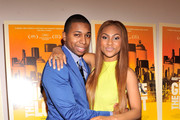 """Actors Ty Hickson and Tashiana Washington attend the """"Gimme The Loot"""" New York Premiere at MOMA on March 19, 2013 in New York City."""
