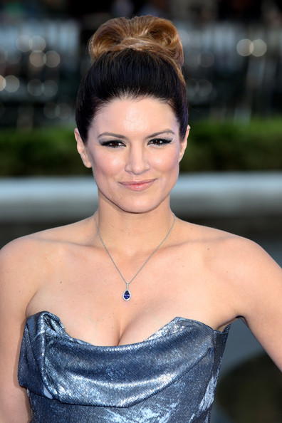 Gina Carano Photos - 'Fast & Furious 6' Premieres in London 6 - Zimbio