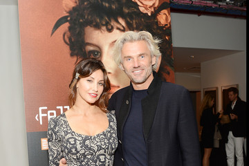 """Gina Gershon Private Screening Of The Restored """"Fellini Satyricon"""" Hosted By Dolce & Gabbana At The 50th New York Film Festival"""