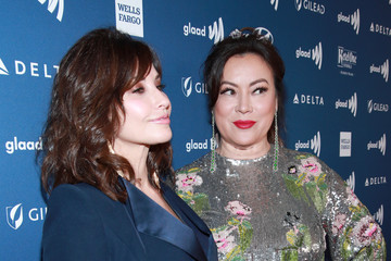 Gina Gershon 30th Annual GLAAD Media Awards Los Angeles - Arrivals
