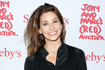 Gina Gershon Arrivals at Jony and Marc's (RED) Auction