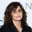 Gina Gershon NBC And The Cinema Society Host A Party For The Casts Of NBC Midseason 2020