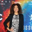 Gina Torres National Geographic's Los Angeles Premiere Of