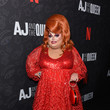 Ginger Minj Premiere Of Netflix's 'AJ And The Queen' Season 1 - Red Carpet
