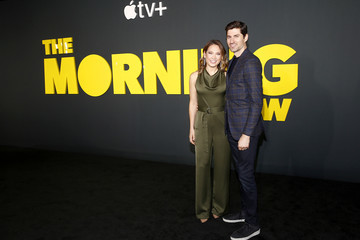 """Ginger Zee Apple's """"The Morning Show"""" Global Premiere"""