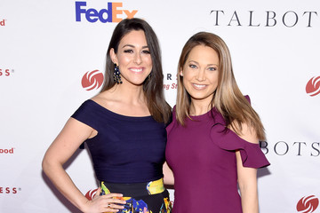 Ginger Zee Dress For Success Be Bold Gala