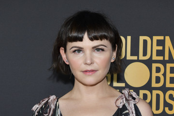 Ginnifer Goodwin HFPA And THR Golden Globe Ambassador Party - Press Conference And Arrivals