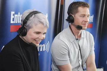 Ginnifer Goodwin SiriusXM's Entertainment Weekly Radio Channel Broadcasts from Comic-Con 2015
