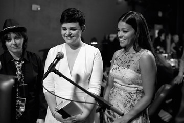 Ginnifer Goodwin Arrivals at the People's Choice Awards — Part 2
