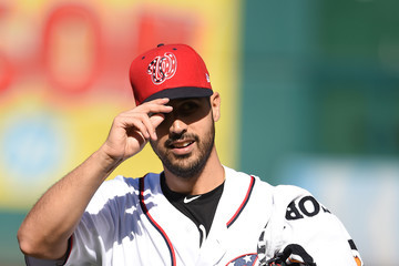 Gio Gonzalez Pittsburgh Pirates v Washington Nationals