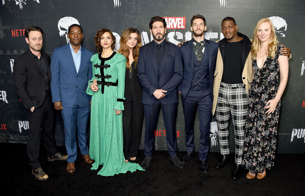 Marvel's 'The Punisher' Los Angeles Premiere - Arrivals
