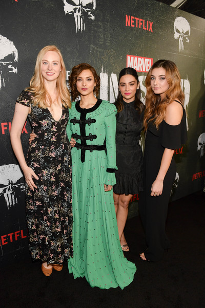 Marvel's 'The Punisher' Los Angeles Premiere - Red Carpet