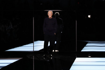Giorgio Armani Giorgio Armani Alternative Views - Milan Fashion Week Fall/Winter 2017/18