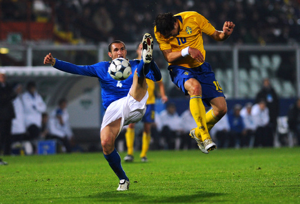 International Friendly Match: Italy v Sweden