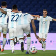 Giovani Lo Celso Argentina v Paraguay - South American Qualifiers for Qatar 2022
