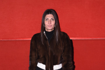 Giovanna Battaglia Moncler Grenoble Fall/Winter 2015 - Front Row And Backstage