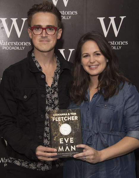 Tom And Giovanna Fletcher Book Signing