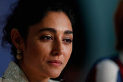 """Iranian actress Golshifteh Farahani attends the press conference for """"Girls Of The Sun (Les Filles Du Soleil)"""" during the 71st annual Cannes Film Festival at Palais des Festivals on May 13, 2018 in Cannes, France."""