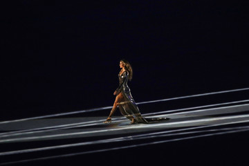 Gisele Bundchen Best of the 2016 Rio Olympic Games Opening Ceremony