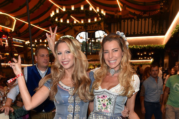 Giulia Siegel Celebrities Enjoy Oktoberfest 2016 - Day 10