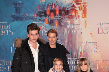 Giulia Siegel Rise of the Guardians Germany Premiere