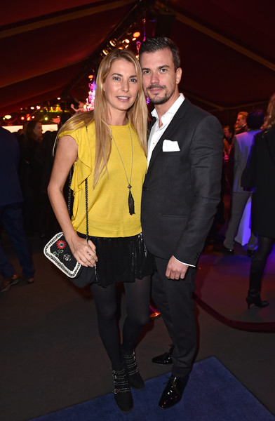 Giulia Siegel And Ludwig Heer Photos Photos Schuhbecks Teatro Vip