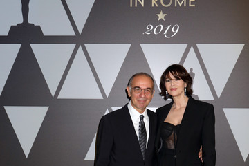 Giuseppe Tornatore Academy Of Motion Picture, Arts And Sciences, And Istituto Luce - Cinecittà Event