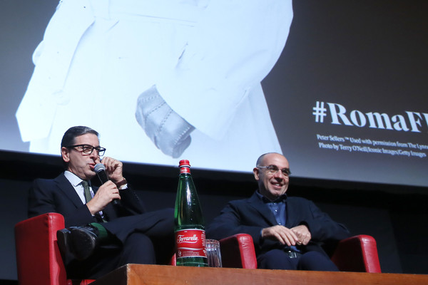 Giuseppe Tornatore Meets The Audience - 13th Rome Film Fest