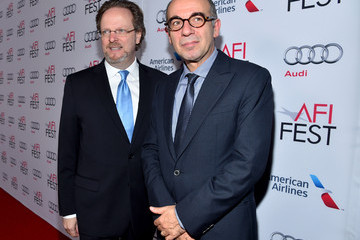 Giuseppe Tornatore AFI FEST 2014 Presented By Audi's Special Tribute To Sophia Loren - Red Carpet