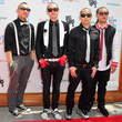 Far East Movement Give Back Hollywood Foundation's Benefit For The VH1 Save The Music Foundation