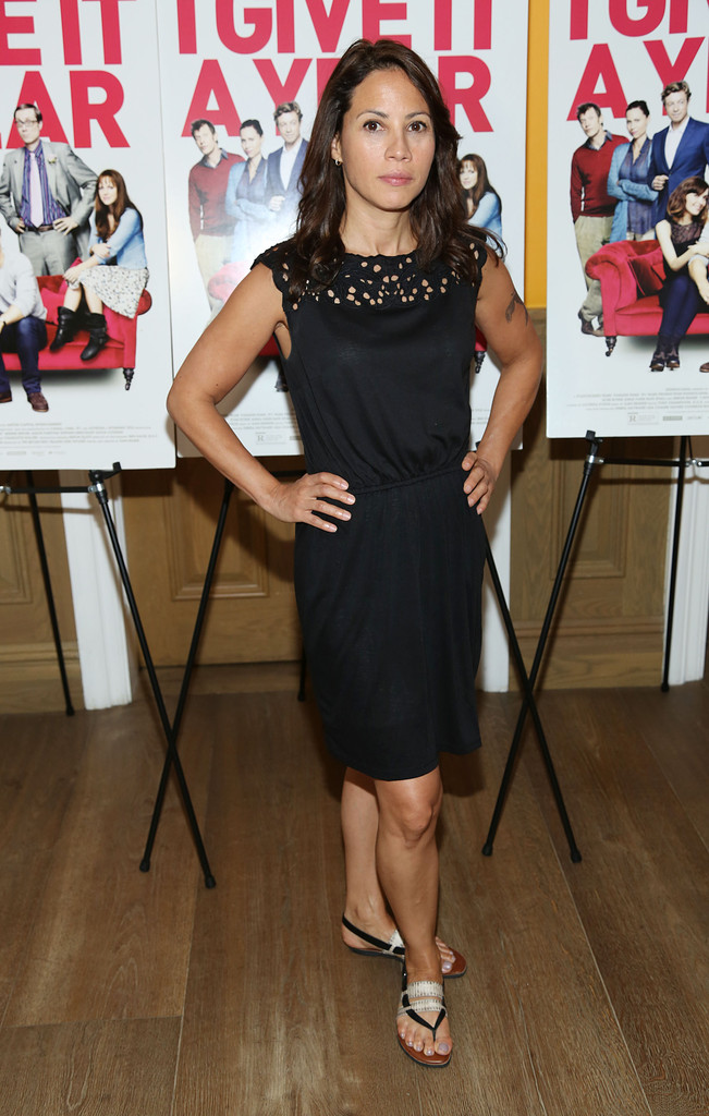 elizabeth rodriguez photos photos   i give it a year special new