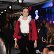 Gizzie Erskine Moda In Pelle Collaborates With PPQ For London Fashion Week