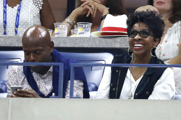 Gladys Knight 2018 US Open - Day 1