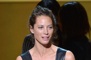 Christy Turlington Burns attends Glamour's 23rd annual Women of the Year awards on November 11, 2013 in New York City.