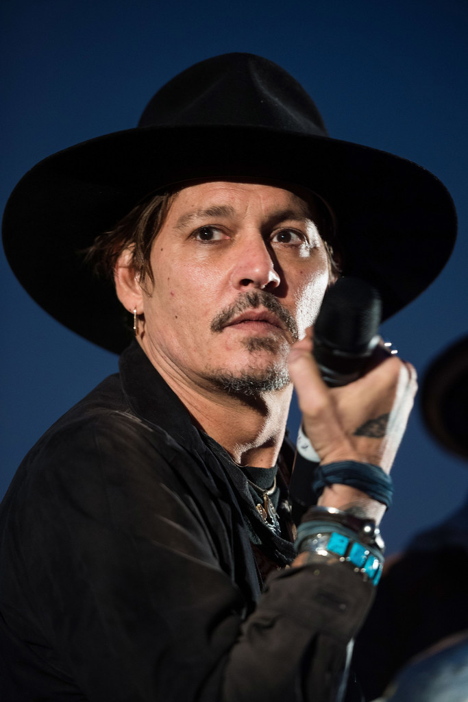 Johnny Depp Files $50 Million Defamation Lawsuit Against Amber Heard