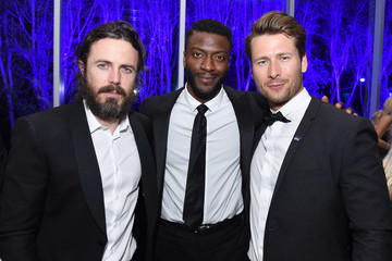Glen Powell 28th Annual Palm Springs International Film Festival - After Party