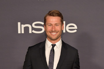 Glen Powell 3rd Annual InStyle Awards - Arrivals