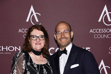 Glenda Bailey Marc Metrick Accessories Council Hosts The 23rd Annual ACE Awards - Inside