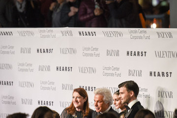 Glenda Bailey 'An Evening Honoring Valentino' Lincoln Center Corporate Fund Gala - Outside Arrivals