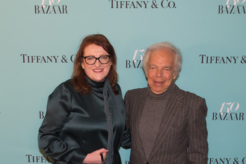 Glenda Bailey Harper's BAZAAR 150th Anniversary Event Presented With Tiffany & Co at the Rainbow Room - Arrivals