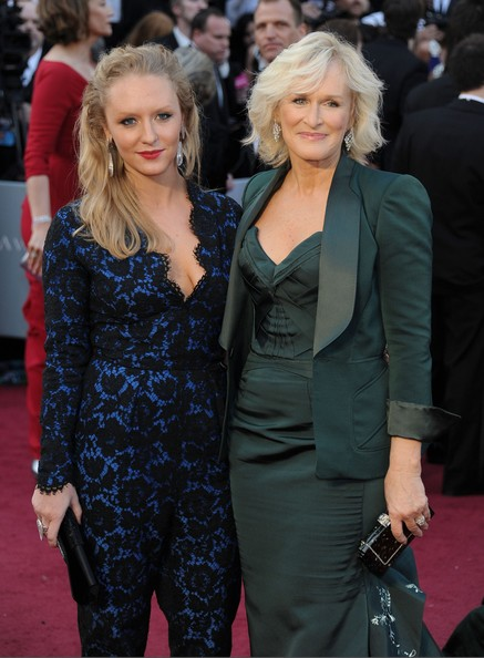 glenn close daughter