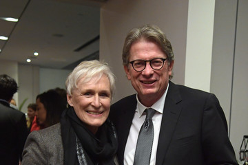 Glenn Close Academy Museum Conversation At The Times Center, Featuring Whoopi Goldberg, Kerry Brougher And Renzo Piano