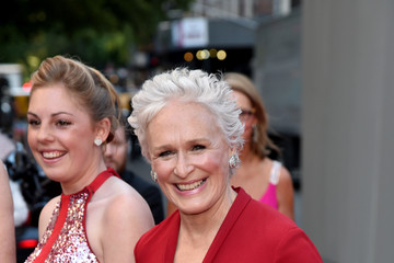 Glenn Close FIJI Water At 2016 Tony Awards