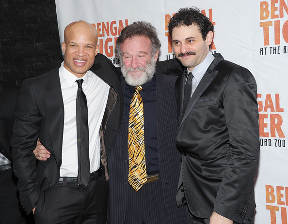 """""""Bengal Tiger At The Baghdad Zoo"""" Broadway Opening Night - After Party"""
