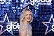 Jenni Falconer attends The Global Awards 2018 at Eventim Apollo, Hammersmith on March 1, 2018 in London, England.